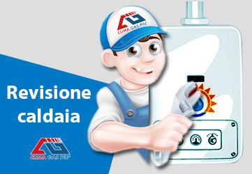 Climagaspi srl assistenza beretta service clima gas pi for Revisione caldaia